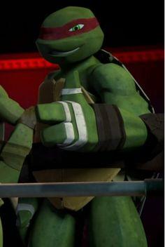 Raphael aproves this photo ;)