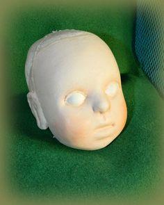 Мой Мааа...ленький блог Stelena Dolls: Процесс создания текстильной шарнирной куклы в антикварном стиле