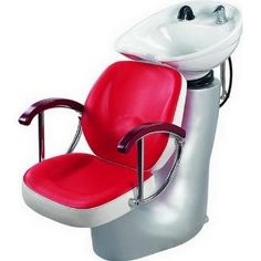 sink and chair for doing hair! i want!! $449.90
