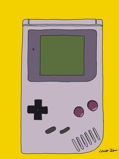 Nintendo Game-Boy
