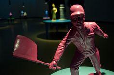 "Inauguración de ""Oniria"", obra del Maestro Nadín Ospina. Buddha, Statue, Art, Exhibitions, Teachers, Sculptures, Fotografia, Art Background, Kunst"