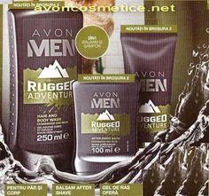 Rugged Adventure Men Gama de îngrijire Avon Men aduce noutăți în catalog avon 2 / 2017! Linia de îngrijire pentru bărbați Avon Men ne prezintă o nouă aromă cu lemn de cedru și mosc. O aromă intensă, ideală pentru bărbații puternici. În campania avon 2 / 2017 vom putea comanda balsamul after shave și gelul de ras. În campania 3 / 2017 avem și gelul[...]