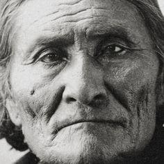 Geronimo chef Apache Chiricahua. Photo prise par par Chromatone