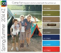 SS 14 KZ 1 CAMP FUN Colour Forecast