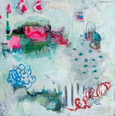 This abstract series is full of mixed media.  To see more of my work or to sign up for my newsletter, please visit www.lorrakurtz or @lorrakurtz Abstract Paintings, Contemporary Paintings, Mixed Media, Sign, Fine Art, Artist, Artwork, Work Of Art, Auguste Rodin Artwork