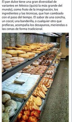 Pan  dulce Méxicano ♡