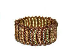 Sticks & Stones Curved Bracelet,  - from jeanpower.com