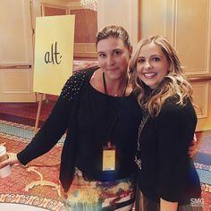 Sarah attends Alt Design Summit in Salt Lake City, 2016