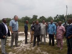 A'Ibom Lawmakers undertakes fact finding visit to Coconut plantation   ...commends Gov. Udom Emmanuel By Mfonobong Ukpong  Members of the House of Assembly Committee on Appropriation and Finance today undertook an inspection visit to the 15000 hectare Coconut Plantation sited in three local government areas of Mkpat-Enin Ikot Abasi and Eastern-Obolo.  The plantation which is one of the pet project of Governor Udom Emmanuel's industrialization programme will also have a coconut refinery sited…