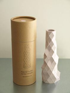 Bud vase / Candleholder : phil cuttance