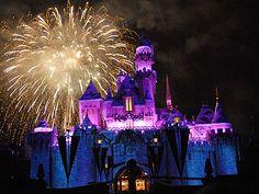 Disneyland, Los Angeles, CA