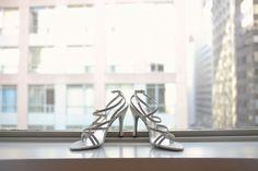 Wedding shoes, Stuart Weitzman
