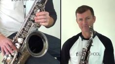 saxophone lesson pop - YouTube