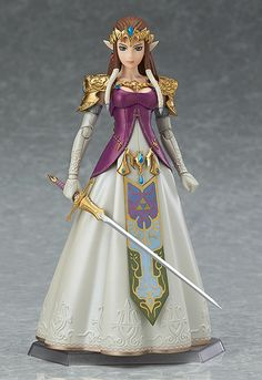 figma Zelda: Twilight Princess Ver. 1