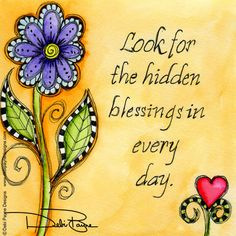 Hidden Blessings — L.I.V.E. True