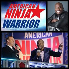 The Total Tutor Neil Haley will interview Akbar Gbajabiamila of NBC's American Ninja Warrior: http://www.blogtalkradio.com/totaltutor/2017/02/17/akbar-gbajabiamila-of-nbcs-american-ninja-warrior #americanninjawarrior #warrior #tv #television #entertainment #radio #interview #akbargbajabiamila #athletic #nbc #host #totalcelebrityshow #totaltutor #upcoming #newseason #mustsee #competition #lasvegas #dreamteam #team #exercise #active #showdown