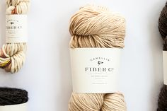 Camellia Fiber Co. Packaging - SDCO Partners / Stitch Design Co.SDCO Partners / Stitch Design Co.