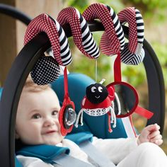 Baby Attachable Activity Spiral