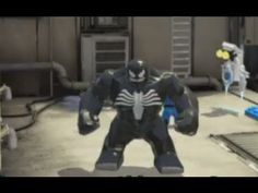 #LEGO #Marvel Super Heroes The Video Game news and Eurogamer gameplay anal...