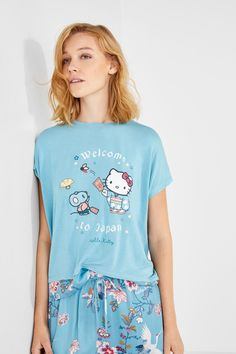 992dec620 Sanrio Clothes in 2019 | Sweatshirts, Pastel blue color, Fall outfits