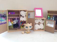 How to make a LPS closet