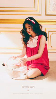 Red Velvet's Irene is a red goddess in new teaser images | allkpop.com