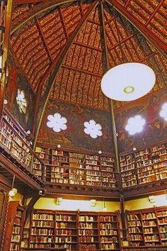 オックスフォード 討論室