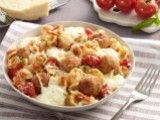 Cooking Channel serves up this Orecchiette with Mini Chicken Meatballs recipe from Giada De Laurentiis plus many other recipes at CookingChannelTV.com