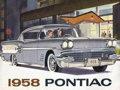 1958 Pontiac Star Chief Custom Catalina Coupe