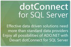 Devart dotConnect for SQL Server Professional 2.60.657