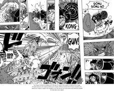 One Piece 784: Gear Fourth at MangaFox.me