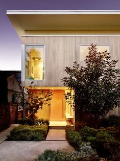 Shed is a design and construction company specializing in building custom homes in Vancouver, BC. Interior Projects, Home, Stucco Homes, Natural Finish, Outdoor Decor, Interior, House, Contemporary Design, Exterior