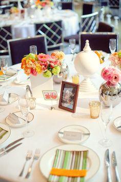 JL DESIGNS: a vibrant, retro wedding - the parker, palm springs