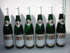 Werbung: Weinauktion Catawiki Online-Auktionshaus: Piesporter Goldtröpfchen Auslese Riesling: 3x 2003 & 2x 2005 & 1x 2006 - 6 Flaschen - Josef Reuscher Erben
