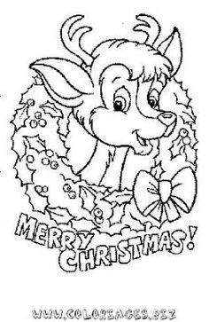 25 meilleures images du tableau coloriage noel christmas colors coloring books et coloring pages - Coloriage couronne ...