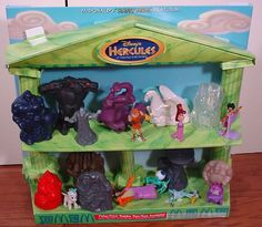 90s: When McDonald's toys were awesome!!