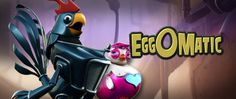 Claim a reload bonus and get 100 free spins on EggOMatic