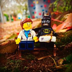 """Life is like a box... OF JUSTICE!"" #forestgump #lifeislikeaboxofchocolates #lego #legobatman #moviequotes #love #instagram #instagood #toys #tonsoftoys #tomhanks"