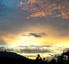 #Suriname #sunrise