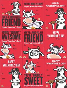 valentine cow jokes