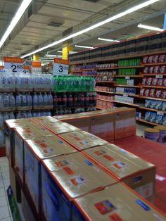 Aeon Big - Johor Bahru - Malaysia - Hypermarket - Layout - Fixtures - www.clearretailgroup.eu Johor Bahru Malaysia, Layout, Self, Page Layout