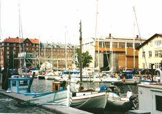 K1054 Karen efter to år på Christianshavn. August 1998. Fra Karens arkiv.