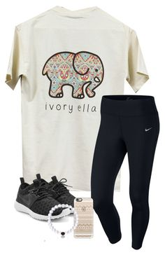 Mar 2020 - A fashion look from May 2016 by simply-makayla featuring NIKE and Casetify Cute Lazy Outfits, Cute Outfits For School, Teenage Girl Outfits, Sporty Outfits, Teen Fashion Outfits, Athletic Outfits, Outfits For Teens, Trendy Outfits, Cool Outfits