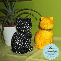 Ref.: GTS_2 Gatos (13cm) / Cats