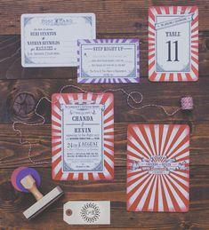 Here's a sneak peek of Royal Steamline's new line of budget-friendly wedding invitations! | Offbeat Bride