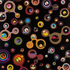 Takashi Murakami (b.1962) - Jellyfish eyes