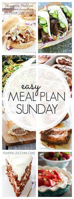 Easy Meal Plan Sunda
