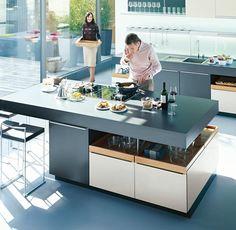 Insideamansionmodernkitchen  Newmodernhomedesignsfresh Captivating New Modern Kitchen Design Design Ideas