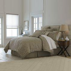 Liz Claiborne® Kourtney 4-pc. Comforter Set & Accessories  found at @JCPenney