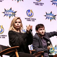 CONtv To Rebroadcast The David Tennant And Billie Piper Comic Con Panel Later Today